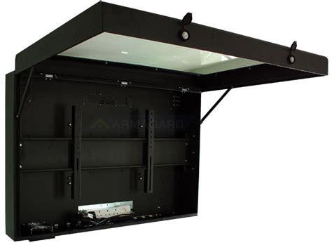 outdoor tv cabinet enclosure the lcd enclosure revolution outdoor digital signage