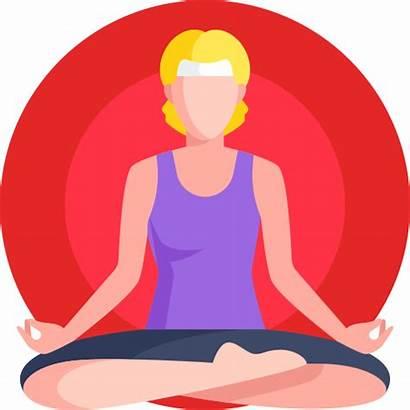 Meditation Icon Icons
