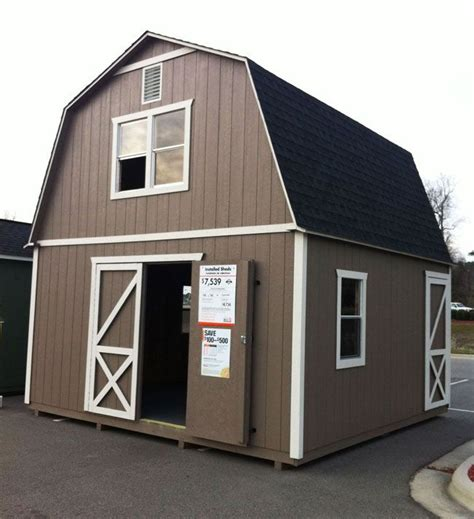 Tuff Shed Cabins At Home Depot by 17 Best Images About Tuff Shed At Home Depot On