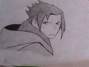 Sasuke Uchiha sketch by YukiTenshiUchiha on deviantART