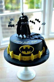 Batman Birthday Cake Ideas