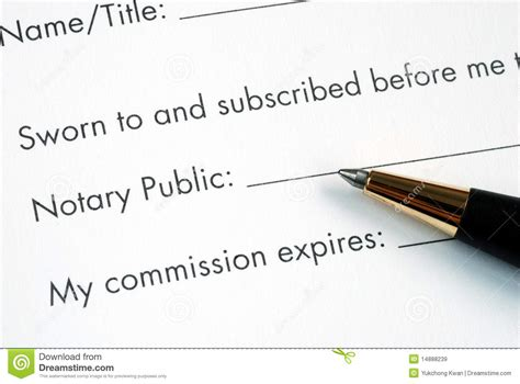 notarized   notary public royalty  stock images