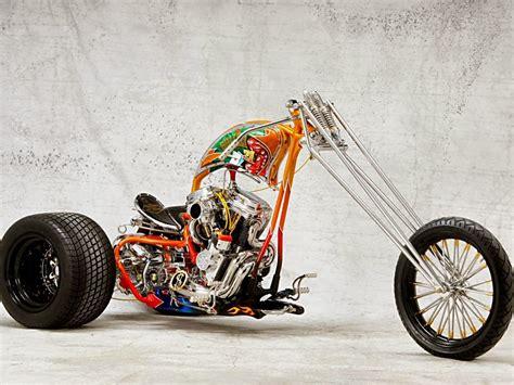 Bmw Yellow Baron Scrambler Motorcycle