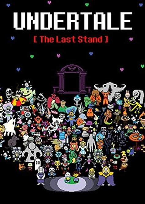 undertale   stand  unofficial undertale story