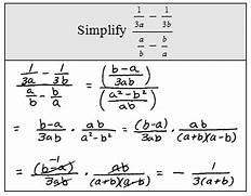 Complex Rational Expressions Worksheet With Answers Free Math Worksheets Complex Fractions Simplifying Simplify Complex Fractions Worksheets Complex Fractions Worksheet Davezan