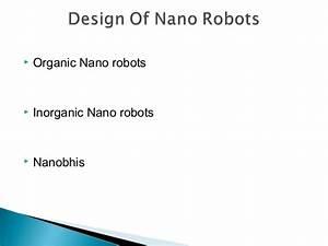 Nano Technology And Nano Robotics In Space Applications