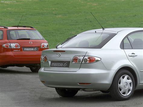 Mazda 6 Sport (2002)