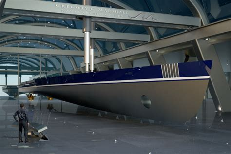 3d Printed Boat by 3d Printed Yachts Could Be Lighter Faster And Fireproof