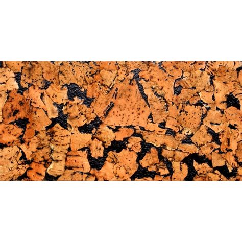 plaque de liege mural d 233 coratif vario negro 3x300x600mm colis 1 98 m2