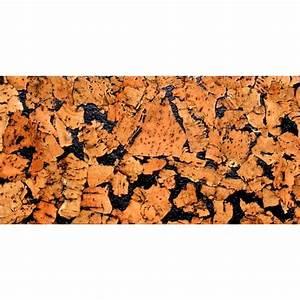 Plaque De Liege Mural : plaque de liege mural d coratif vario negro 3x300x600mm colis 1 98 m2 ~ Teatrodelosmanantiales.com Idées de Décoration