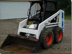 Bobcat 741 742 742b 743 743b 743ds Loader Workshop Manual