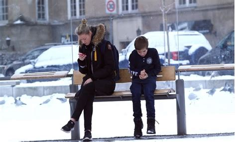 How Would People Of Norway Help A Thinly Clad Boy Who