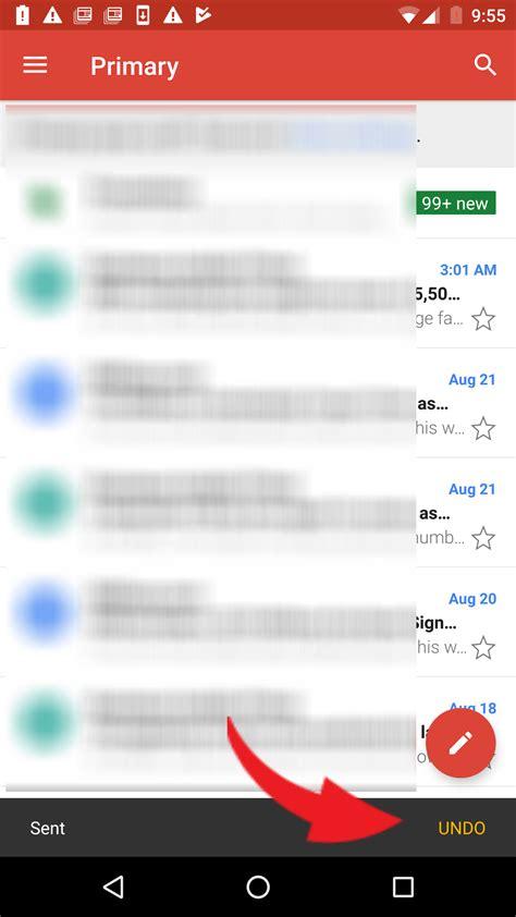 news gmail now lets you quot undo quot sent emails komando