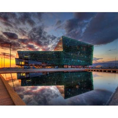 Harpa Concert Hall and Conference CentreArchiTravel