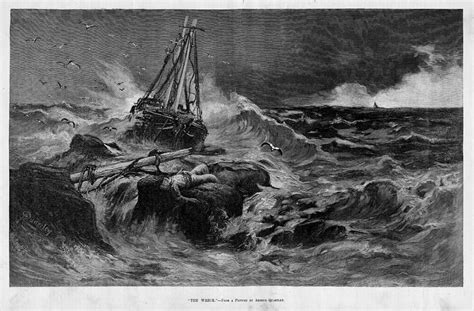 Ship-wreck On The Rocks, Survivor, Antique Ships Print Antique White Makeup Vanity Stores Portland Maine Revolving Bookcase Kitchen Items For Sale How To Get Furniture Appraised Karl Kemp Antiques Ring Styles Card Stock Paper
