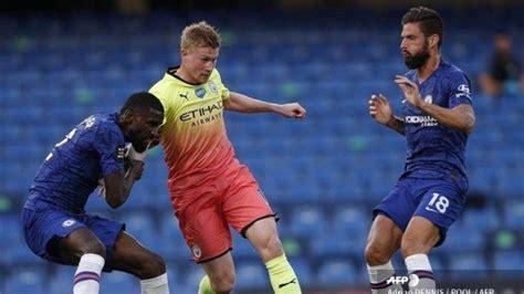 Fünf profis von manchester city positiv auf corona getestet. Hasil Liga Inggris Tadi Malam Chelsea Vs Manchester City ...