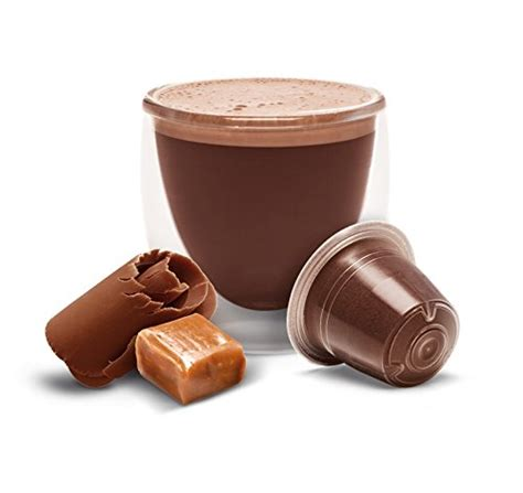 pack bureau nespresso chocolate nespresso compatible capsules cocoa pods