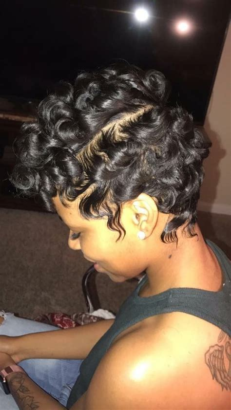 black hair hair styles 2038 best pixie cuts images on hairstyle 7163