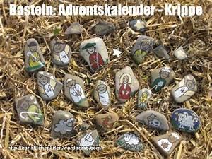 Steine Bemalen Vorlagen : basteln krippen adventskalender christliche perlen ~ Orissabook.com Haus und Dekorationen