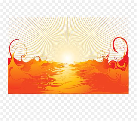 sunrise wallpaper spectacular sunrise vector image png