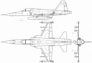 Northrop F  F  T