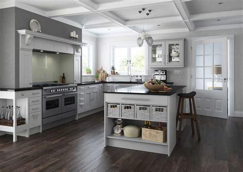 grey country kitchen kitchens mereway kitchens montana kitchens 1487
