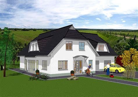 haus mit 2 wohnungen bauen einfamilienhaus im landhausstil bauen mit gse haus