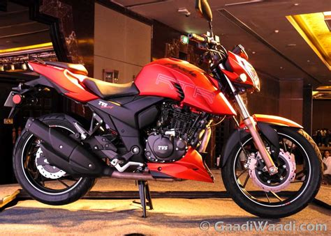 Tvs Apache Rtr 200 4v Image by Tvs Apache Rtr 200 4v Price Specs Features Review