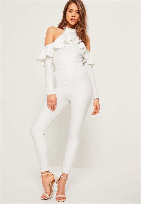 sleeve white jumpsuit white sleeve jumpsuit fashion ql