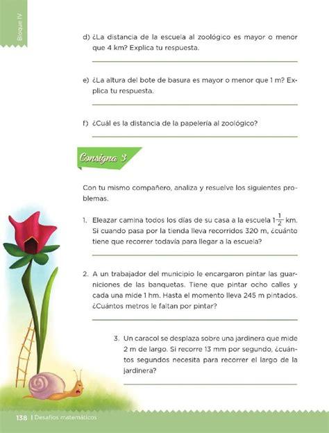 matematicas 5 grado con respuestas libro de matematicas 5 grado con respuestas 2016 libro de desafios matematicos 6 grado bloque
