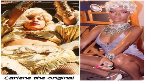 Rihanna Pour It Up Video Review  Identity Theft Of
