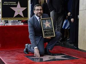 Mass. native Steve Carell honored with a Hollywood Walk of ...