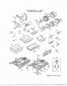 Singer Model 5932 Mechanical Sewing Machines Genuine Parts