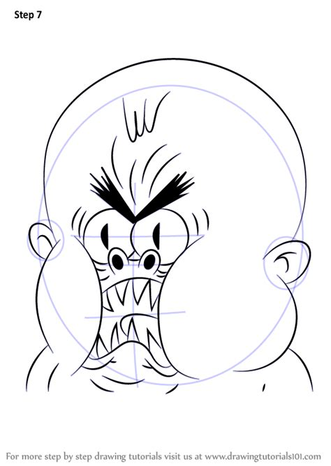 learn   draw crazy baby  uncle grandpa uncle