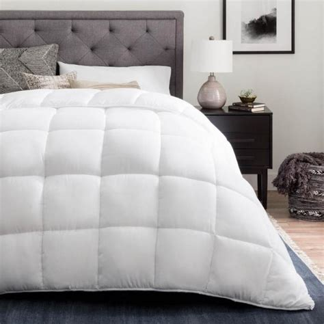 Cal King Alternative Comforter by Brookside Alternative Reversible Quilted Cal King