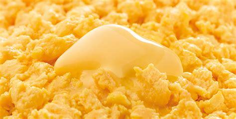 fluffy scrambled eggs  dairygold