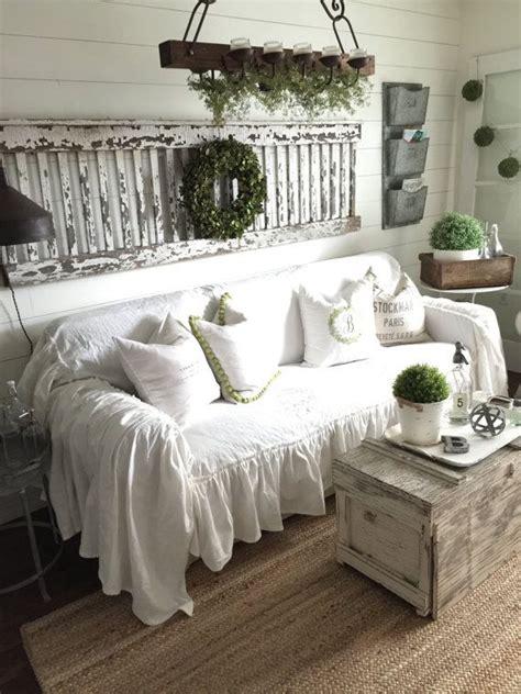 shabby chic sofa ideas slipcovers sofa cover ruffled sofa throw ruffled