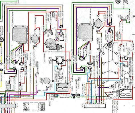 Wiring Diagram For 1984 Jeep Cj 7 by 1976 Jeep Cj7 I258 Engine Wiring Wiring Library