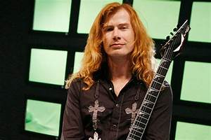 Dave Mustaine Hates Men U0026 39 S Warehouse  Loves Jesus And Clint Eastwood