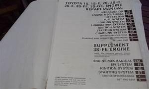 Toyota 1s 1s
