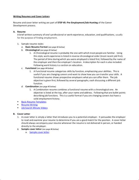 18294 tips for your thin resume presentable tips for your thin resume presentable sle