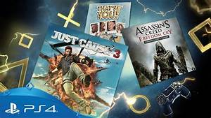 PlayStation Plus | Your PS4 Monthly Games for August 2017 ...