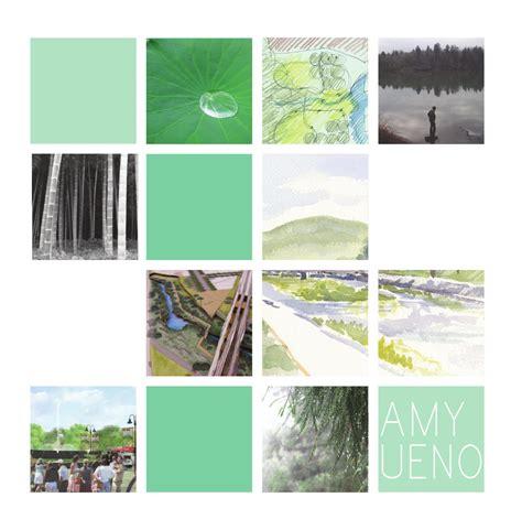 Landscape Architecture Portfolio By Amy Ueno