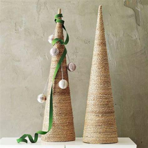 moderne weihnachtsdeko basteln 30 originelle weihnachtsbastelideen archzine net