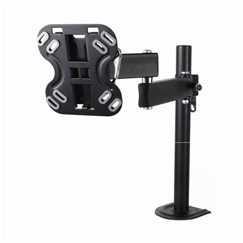 desk mount tv stand ross 10 24 quot tv desk mount bracket bunnings warehouse