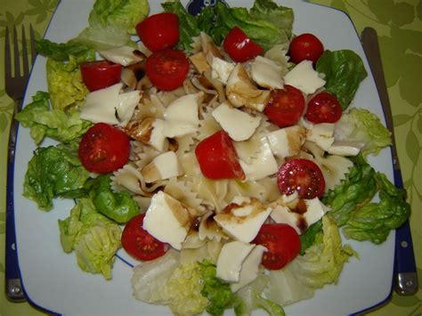 salade italienne pour chaude soir 233 e d 233 t 233 un peu de r 234 ve dans ma cuisine