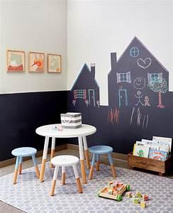 Idees deco pour la salle de jeu des enfants cocon de for Idee deco salle de jeu