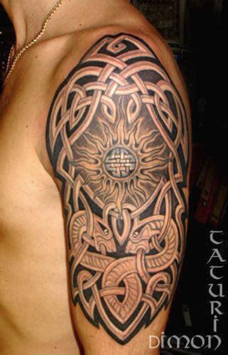 celtic tattoos design tattoonew