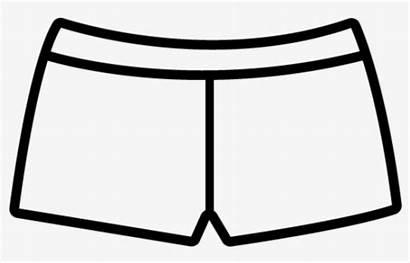 Shorts Clipart Clip Short Pants Clipartkey 8kb