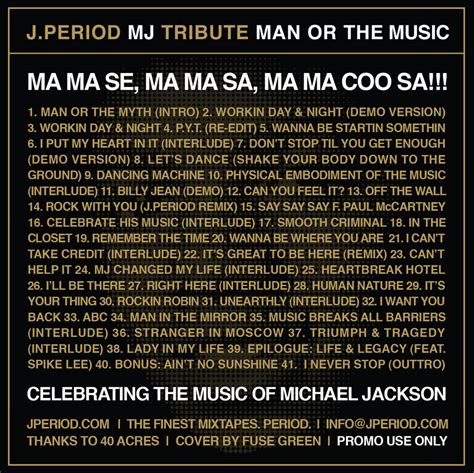 swae lee unforgettable demo j period spike lee present michael jackson tribute